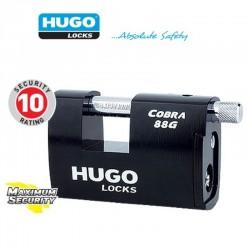 Λουκέτο υψηλής ασφάλειας Hugo locks cobra 88G