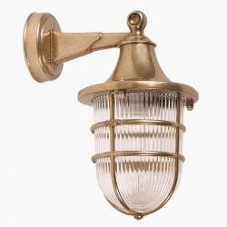 Φωτιστικό Απλίκα Τοίχου από Ορειχάλκινο. ART BR432 Brass