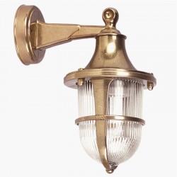 Απλίκα Τοίχου Φωτιστικό από Ορειχάλκινο. ART BR407 Brass