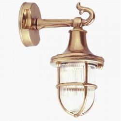 Φωτιστικό Απλίκα Τοίχου. ART BR441 Brass
