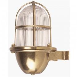Εξωτερικός Φωτισμός Απλίκα Τοίχου. ART BR408 Brass