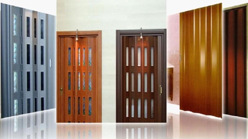 Πτυσσόμενες πόρτες PVC σε οικονομικές τιμές εξαιρετικής ποιότητας και ανθεκτικότητας. Διατίθεται με ή χωρίς γυαλί.